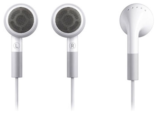 Apple iPod Earphones MA662