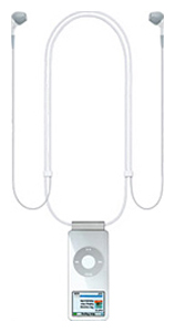 Apple nano In-Ear Lanyard Headphones