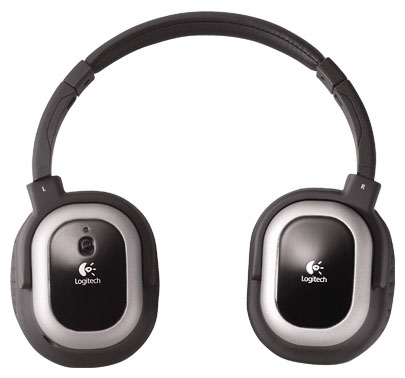 LOGITECH Noise-cancelling Headphone
